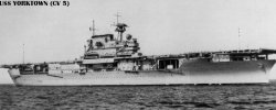 "Авианосец ""Йорктаун"" CV5"