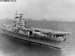 """Авианосец """"Хорнет"""" CV8"""