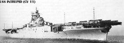 "Авианосец ""Интрепид"" CV11"