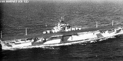 """Авианосец """"Хорнет"""" CV12"""
