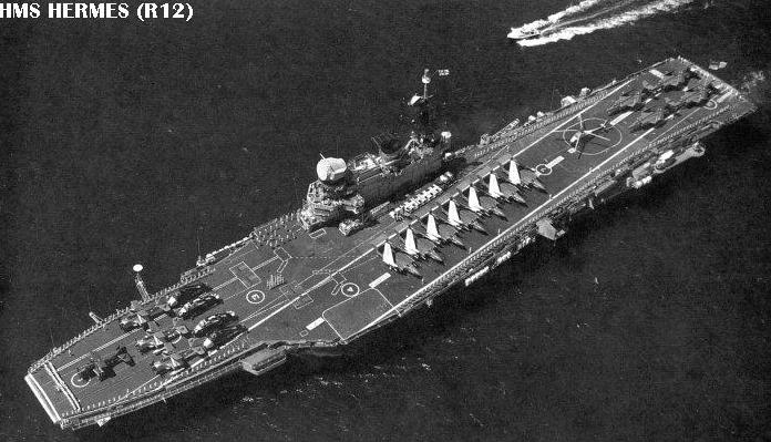 Гермес ракетный крейсер - e