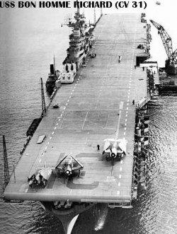 """Авианосец """"Бон Хом Ричард"""" CV31"""