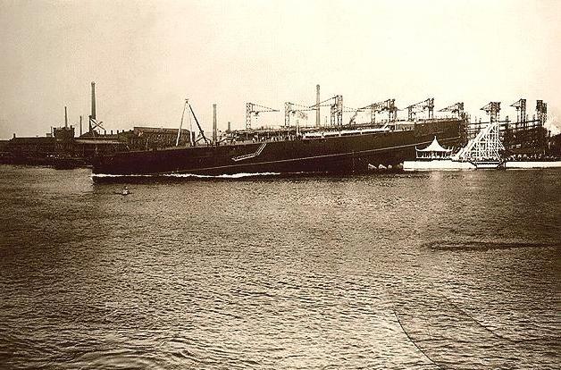 Линейные крейсера типа измаил