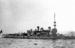 """Броненосный крейсер """"Орегон"""" BB3"""