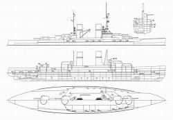 Линейные крейсеры проекта GK