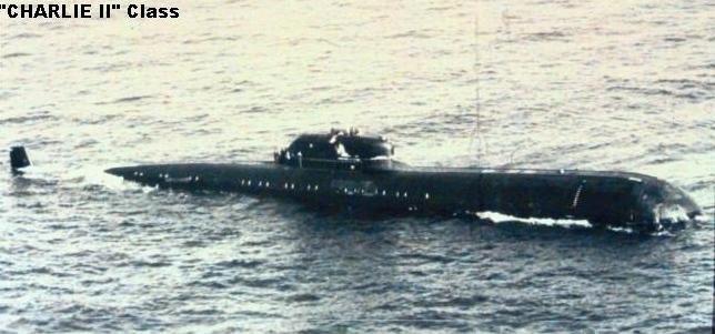 Атомные подводные лодки пр.670