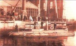 """Подводная лодка проекта """"Дельфин"""""""