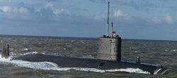 """Атомная подводная лодка """"Астус"""""""