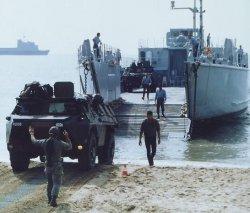 Десантные корабли класса BIP