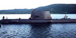 """Подводные лодки класса """"Колинз"""""""