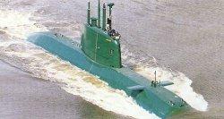 """Подводные лодки класса """"Долфин"""""""