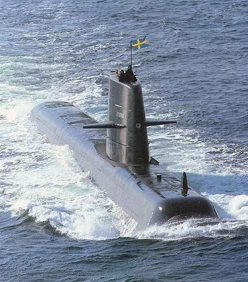 замкнутый цикл подводная лодка